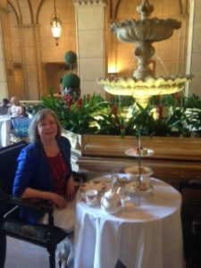 Tea at the Biltmore